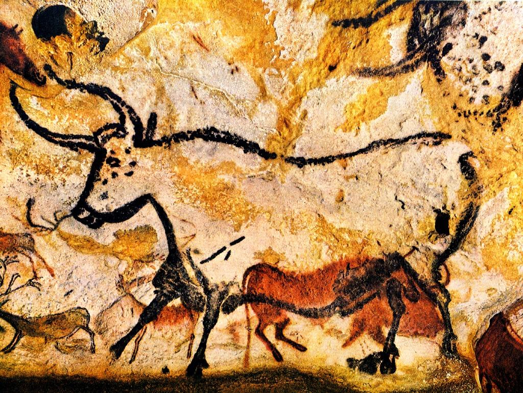 Wandbilder lascaux